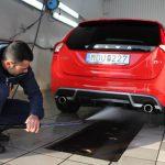 utvändig biltvätt